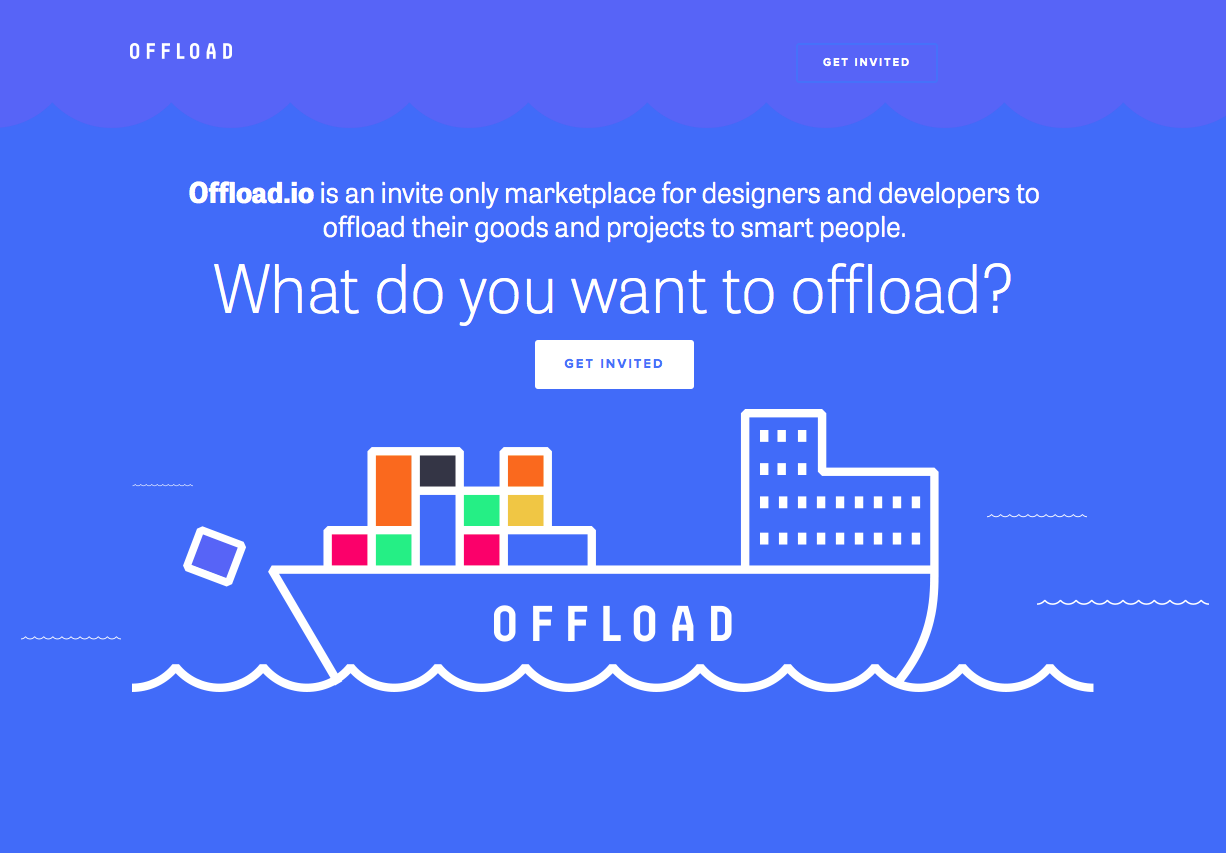 offload.io screenshot
